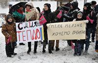 Порошенко призвал к анархии. Президент Украины не хочет отвечать за срыв отопительного сезона