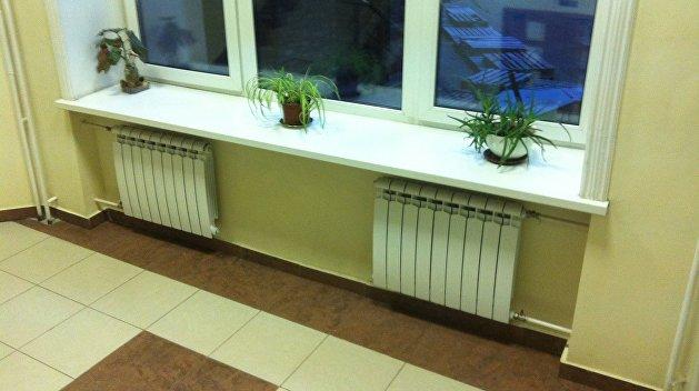 Почти 200 украинских школ и садиков имеют проблемы с отоплением