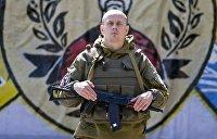 В Харькове избили экс-командира «Восточного корпуса»