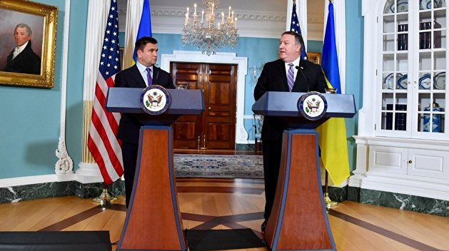 Помпео пообещал дополнительные меры НАТО против РФ из-за Украины