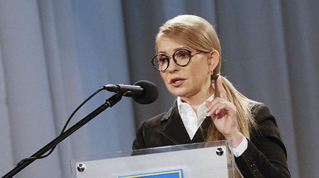 Президентский рейтинг: Тимошенко не замечает конкурентов