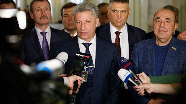 Ищенко: «Оппозиционный блок» раскололи, чтобы не дать Тимошенко выиграть выборы