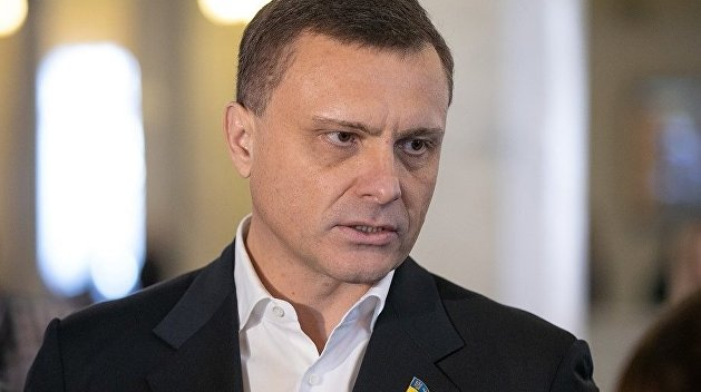 Сергей Лёвочкин: кто он