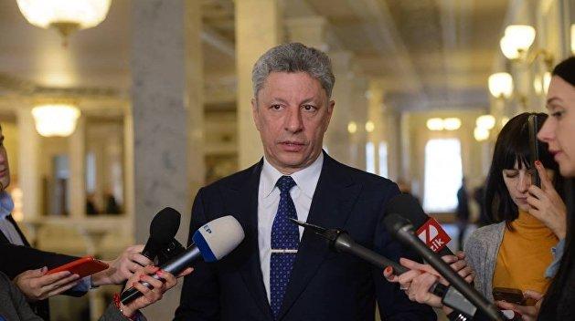 Бойко призвал Европу стать посредником между Россией и Украиной