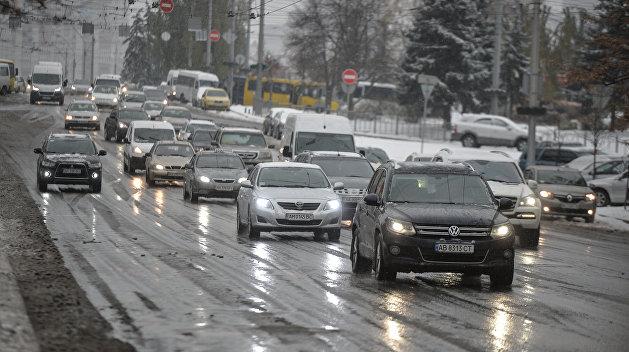 Ударили гривной. На Украине увеличили штраф за пьяное вождение