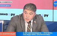 Рифат Шайхутдинов: Майдан не принес ожидаемых результатов