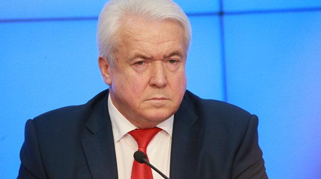 Олейник: Преступная власть на Украине без помощи извне ничего не значит