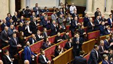 Из осколков партии власти. К выборам в Раду представители украинской элиты спешат найти нишу
