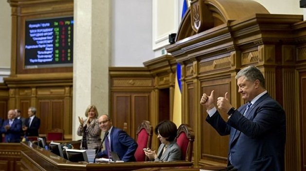 Депутат Рады: Порошенко не отменит выборы из-за военного положения