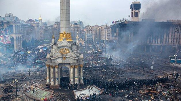 RT: «Майдан» идёт в Европу: что значит признание событий в Киеве госпереворотом