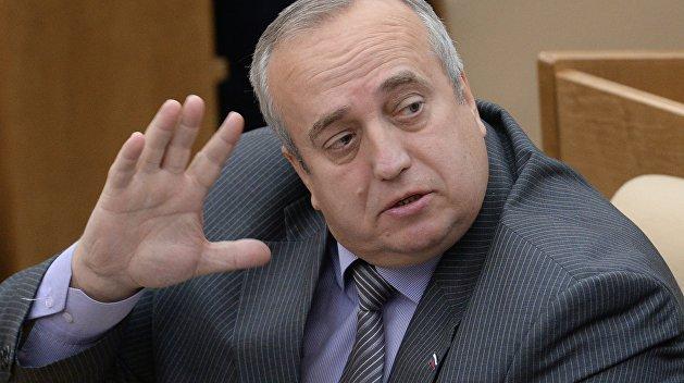 Клинцевич: Россия не закроет глаза на новые провокации Киева