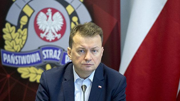 Военное руководство Польши обсудит события в Азовском море