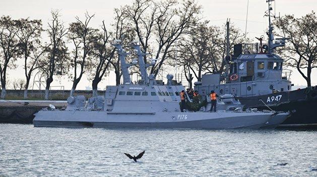 Сенатор: Задержанных в Черном море украинских военных будут судить