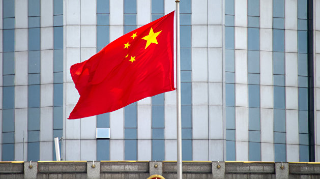Китай призвал Россию и Украину избегать эскалации напряженности в Черном море