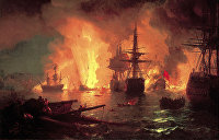 Как Азовская флотилия остановила врага в Керченском проливе