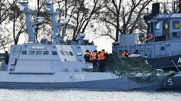 Задержанных моряков ВМС Украины опрашивают следователи — Татьяна Москалькова
