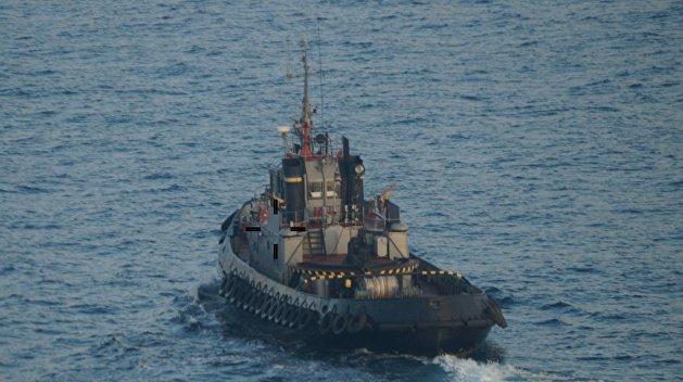 Трибунал по морскому праву отказался комментировать провокацию украинских судов