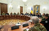 Гражданские жертвы военного положения на Украине