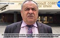 Вице-спикер крымского парламента: Бездарность украинских военных зашкаливает