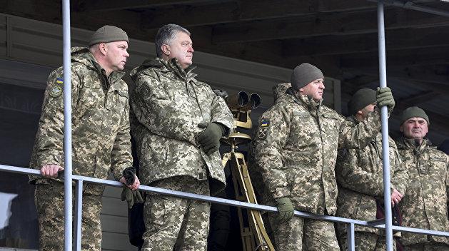 Поклонская: Принцип Порошенко — ни дня без публичного решения во вред России