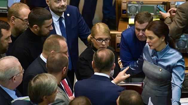 Чечило: Сегодня Порошенко и Тимошенко потерпели политические поражения