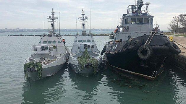 Минздрав Крыма раскрыл состояние раненых украинских моряков