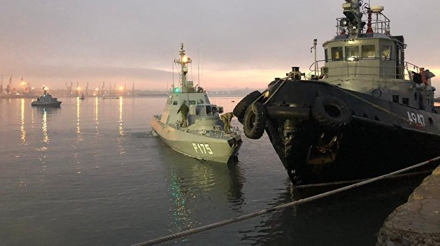 Загороднюк заявил, что Украина ведет переговоры с РФ о возвращении кораблей