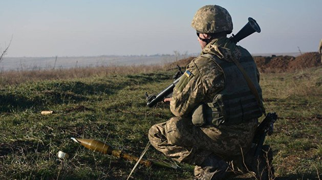 Объединенные силы Украины приведены в полную боевую готовность