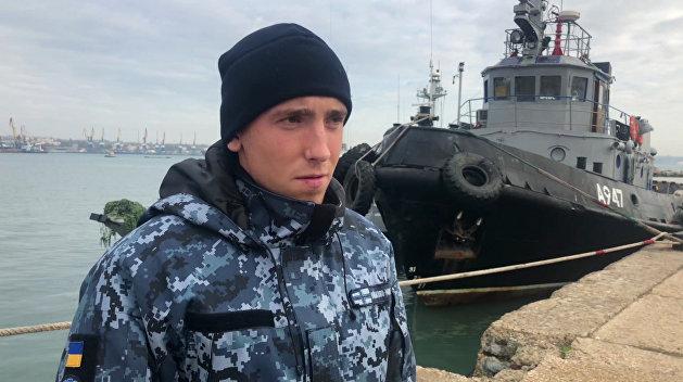 Эхо конфликта. Задержанных украинских моряков доставили в Симферополь