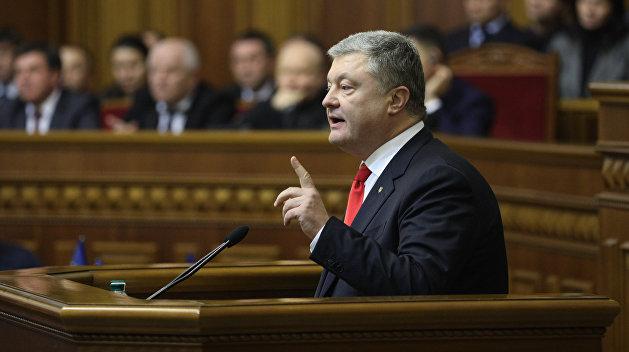 Михеев: Порошенко говорит, что Россия хочет напасть, а ему никто не верит