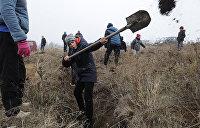 Погромы, паника, депортации. Украина в первые сутки после решения о военном положении