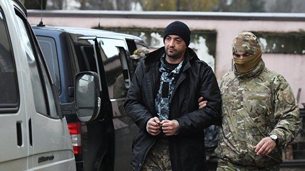 Трех раненых украинских моряков выписали из больницы в Керчи