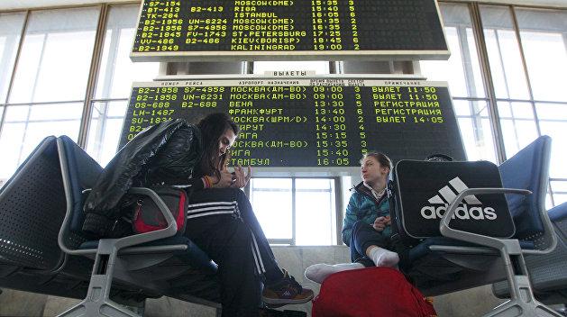 Криклий назвал «суцидальным» желание возобновить  авиаперелеты из Украины в Россию