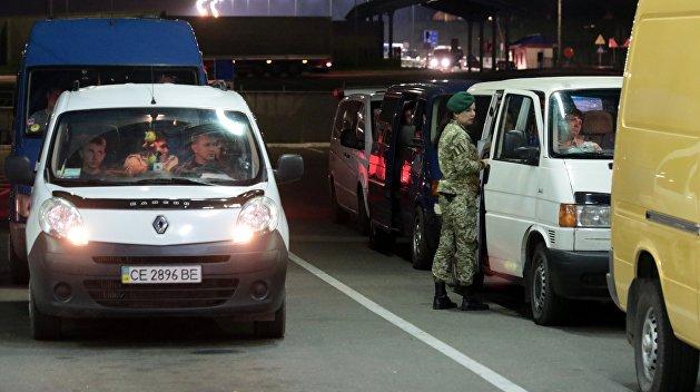 Украина пустеет: Более 725 тысяч человек покинули страну за полгода