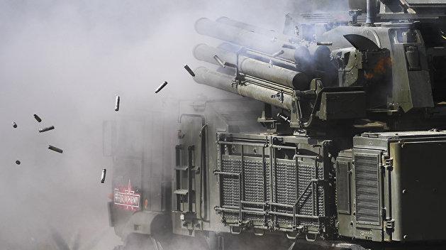 Противовоздушную оборону Крыма усилили дивизионом «Панцирь-С»
