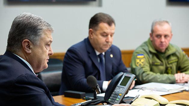 Порошенко объяснил, почему на Украину перестали пускать российских мужчин