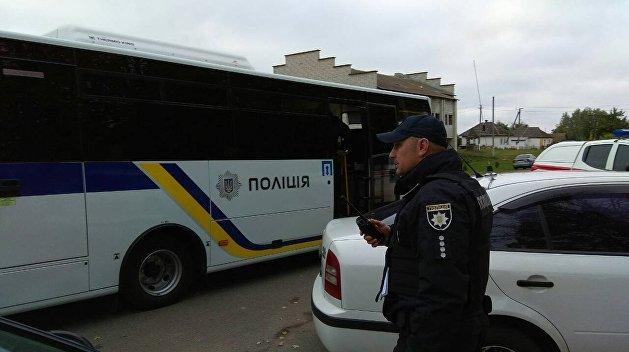 На Украине полиция усилила охрану церквей