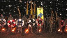 В Львовской области неонацисты угрожали православному священнику