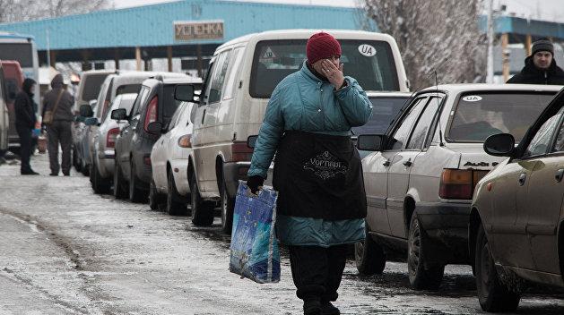 Население Донбасса будет замещаться по абхазскому сценарию - Пургин