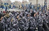 Билецкий и Левус борются за то, чтобы возглавить марш 14 октября против Зеленского