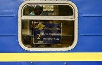 «Укрзализныця» устроила показательное мытье поезда недовольному датчанину