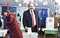 От бунтаря до лидера нации: Никол Пашинян выиграл парламентские выборы в Армении