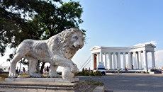Одесса возвращает имя Жукова проспекту, переименованному Саакашвили