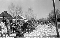 Свой среди своих: Как советские партизаны ждали боя курантов