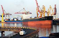 Одесский морской торговый порт. История расцвета и стремительной деградации