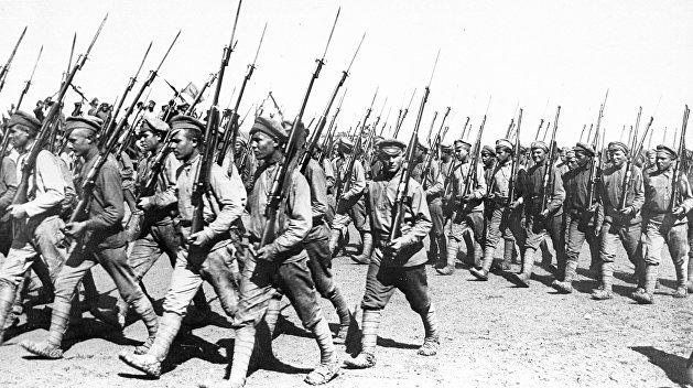 День в истории. 12 декабря: Красная армия вошла в Харьков