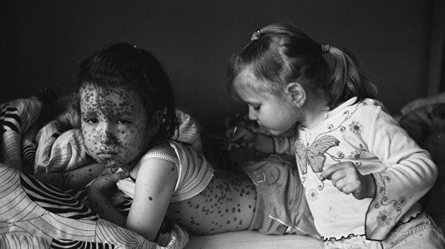 В Европе хуже всего заботятся о детях на Украине — исследование