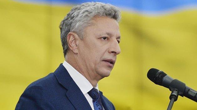 Бельгийские социологи: Бойко вошел в тройку лидеров и идет наравне с Порошенко