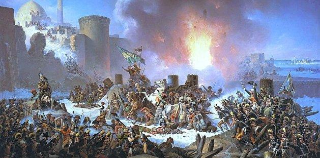 День в истории. 17 декабря: русскими войсками штурмом взят Очаков