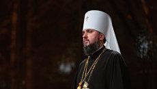 «Не может быть двух митрополитов»: Епифаний озвучил «новый» титул Онуфрия
